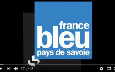 Interview France Bleu Pays de Savoie