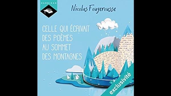 Livre-audio CD : Celle qui écrivait des poèmes au sommet des montagnes est disponible !