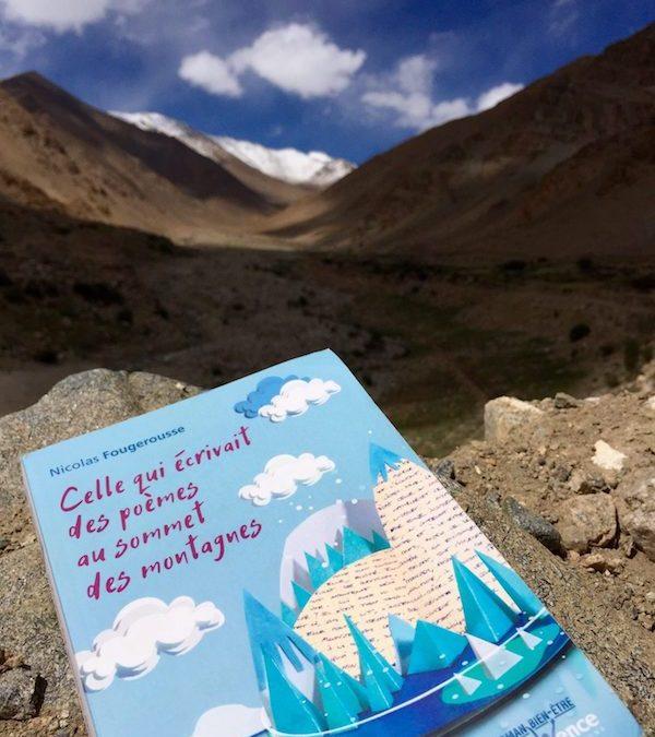Sortie officielle du roman «Celle qui écrivait des poèmes au sommet des montagnes» !