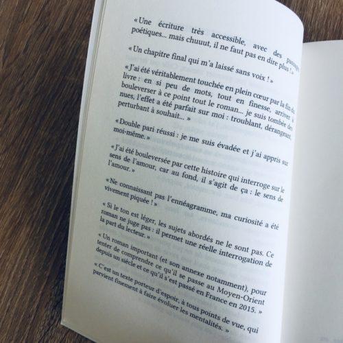 verser dans ton coeur les battements du mien, le nouveau roman de Nicolas Fougerousse